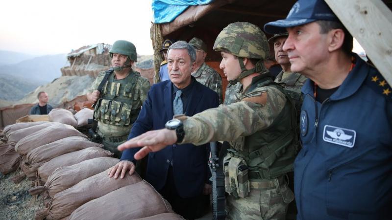 YPG, PKK'dan farksız terörist bir teşkilattır