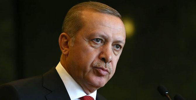 Erdoğan'dan 'gazilik ünvanı' önerisine tepki: Olur mu öyle şey!