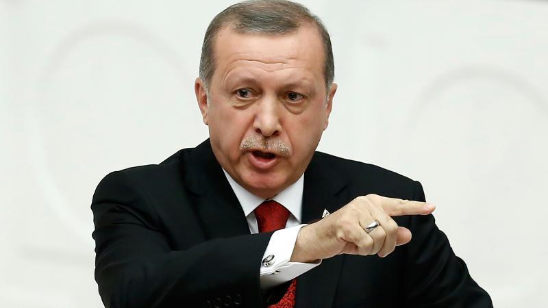 Erdoğan Bitlis'te konuştu: Şimdi Afrin'e doğru ilerliyoruz, az kaldı