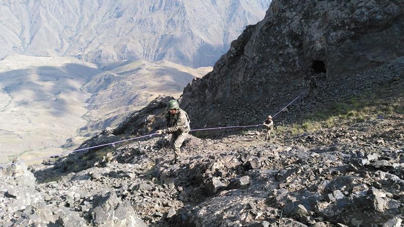 TSK, PKK'nın bahar hazırlığını doğmadan boğuyor