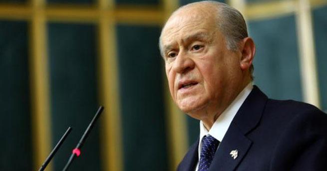 MHP Genel Başkanı Bahçeli'den ittifak açıklaması