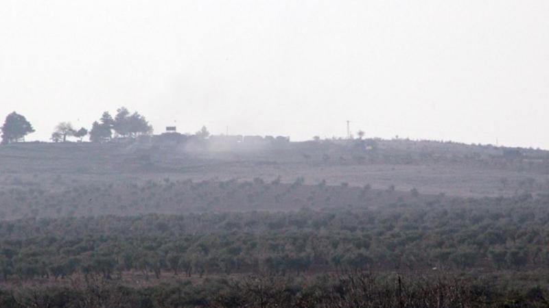 TSK, Afrin'de PYD'yi vuruyor!