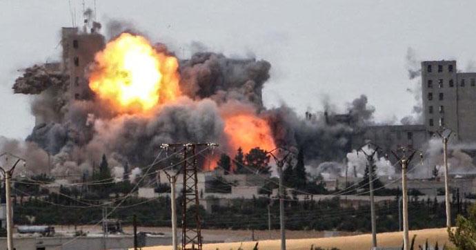 IŞİD'in son kalesine operasyon
