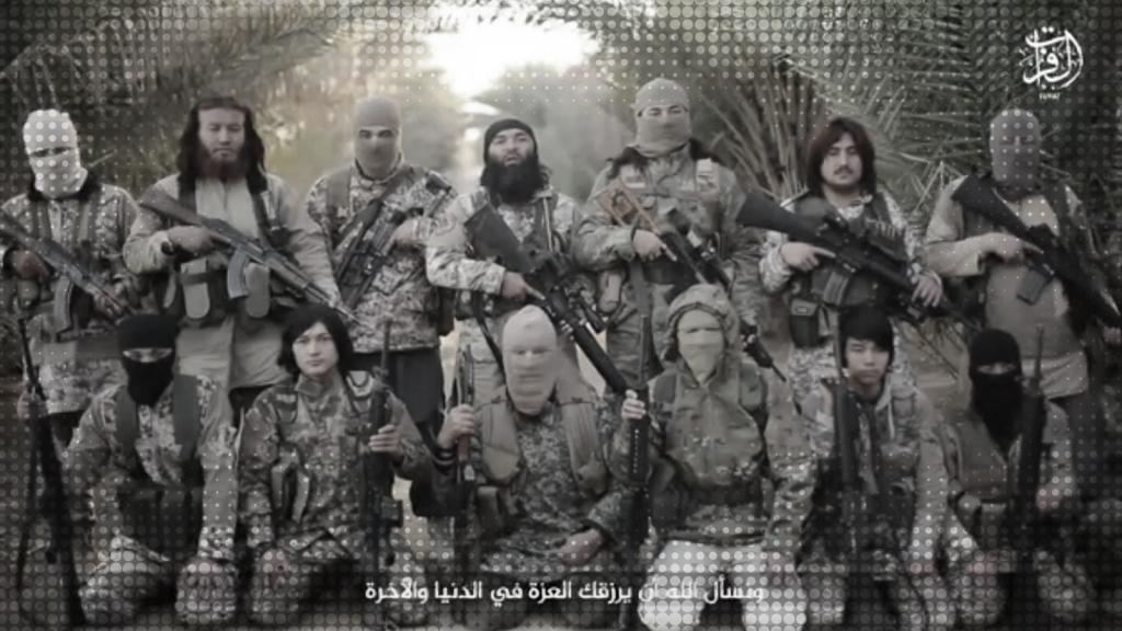 FETÖ'cüleri ver IŞİD'li Uygur'u al