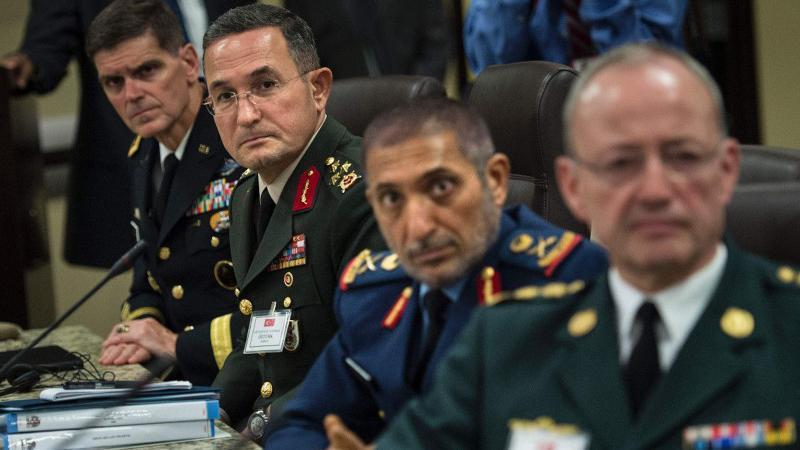 3. Kolordu eski Komutanı Korgeneral Erdal Öztürk'e 15 Temmuz'dan beraat