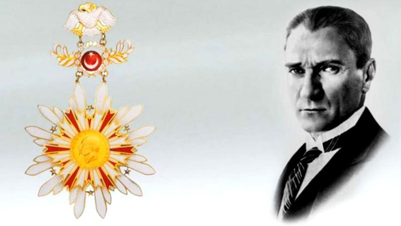 Danıştay: Devlet nişanlarından Atatürk kabartmasının çıkarılması anayasaya aykırı