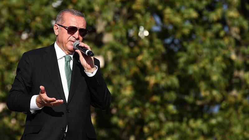 'Psikolojik üstünlük bizde' diyen Erdoğan: Münbiç'e de gideceğiz!