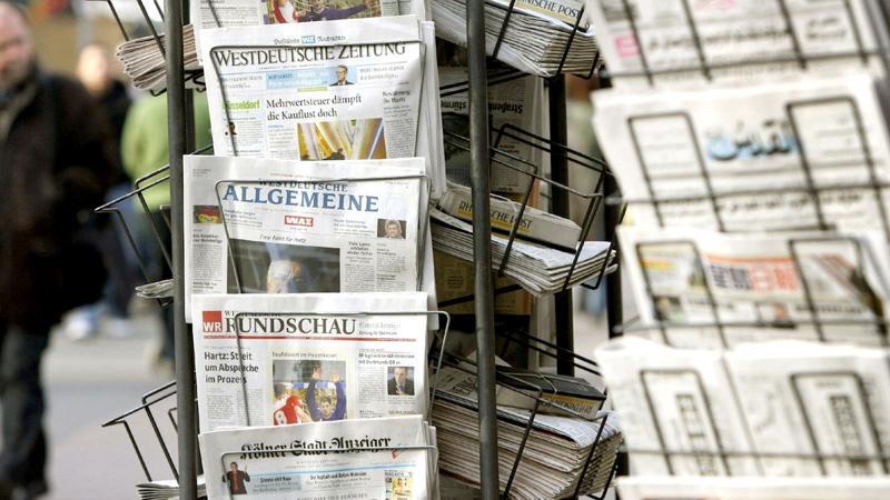 Alman basını: ABD Batı liderliğine veda etti
