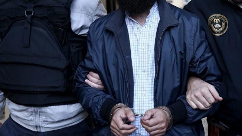 IŞİD'in 5 numarası Türkiye'de yakalandı