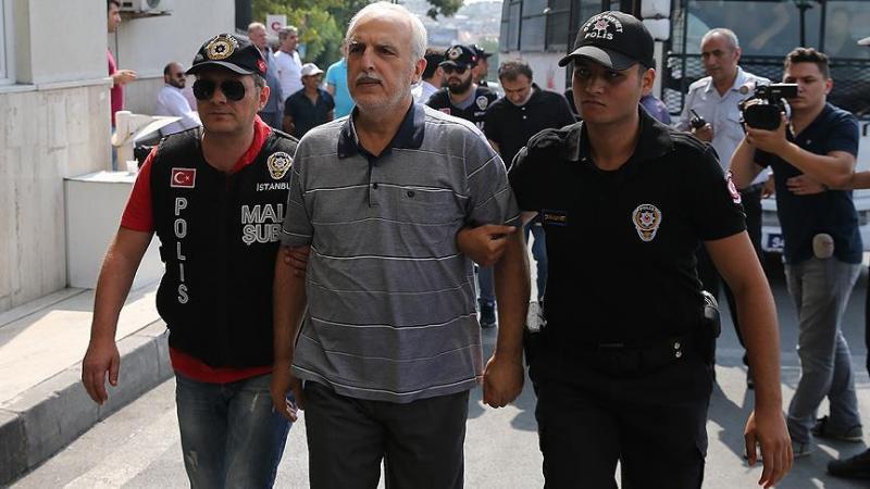 Eski İstanbul Valisi Mutlu cezaevine konuldu