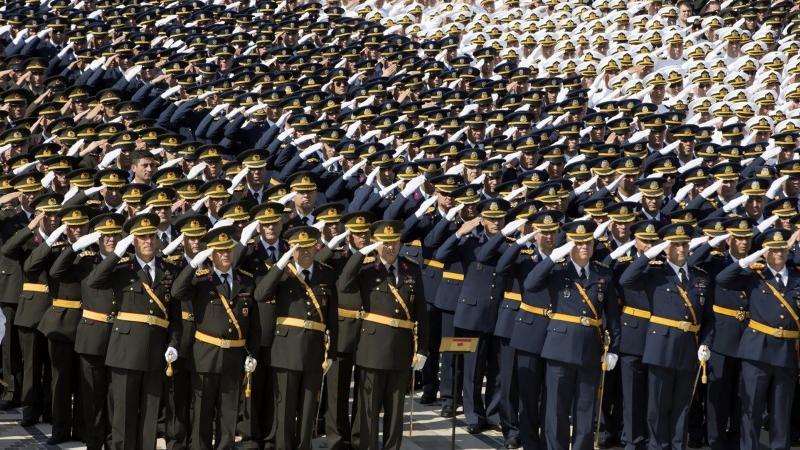 Asteğmenlikten generalliğe Erdoğan karar verecek