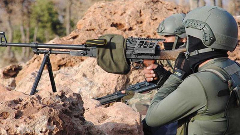 Bestler Dereler'de operasyon: 8 terörist öldürüldü