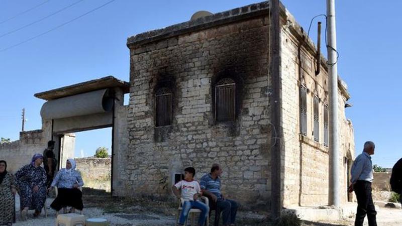 Atatürk'ün Afrin'deki karargâhı restore edilecek