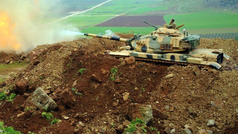 PKK/YPG'yi korku sardı