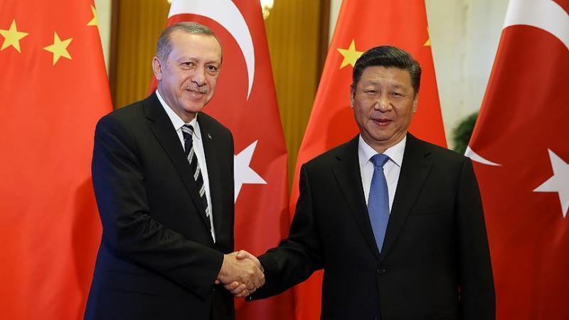 Erdoğan, Çin Devlet Başkanı Şi ile görüştü