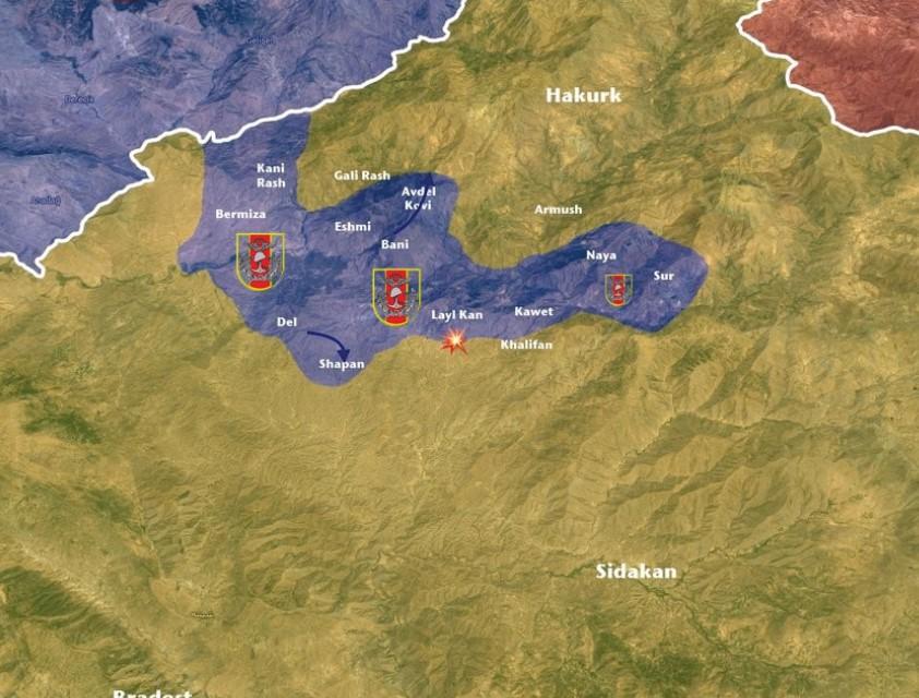 Kuzey Irak'ta hareketlilik var...