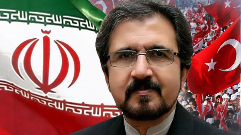 İran'dan Türkiye'ye büyük destek: Daima Türklerin yanında olacağız!