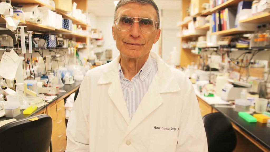 Nobel ödüllü Sancar'dan sigarayı bıraktıracak buluş