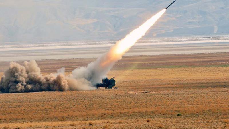 Suriye'de askeri üsse füze saldırısı