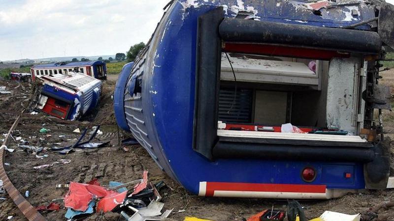 TCDD, Çorlu'da 25 kişinin öldüğü tren kazası için 'kusurumuz yok' dedi!