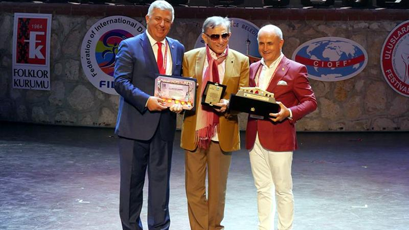 Uluslararası festivalde Dormen ve Sururi'ye ödül
