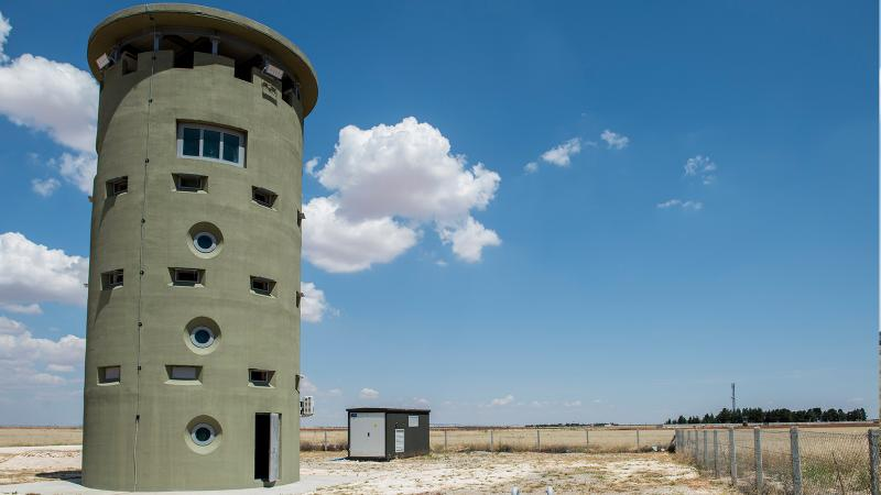 Mehmetçiğin sınırdaki sarsılmaz kaleleri: Kulekol