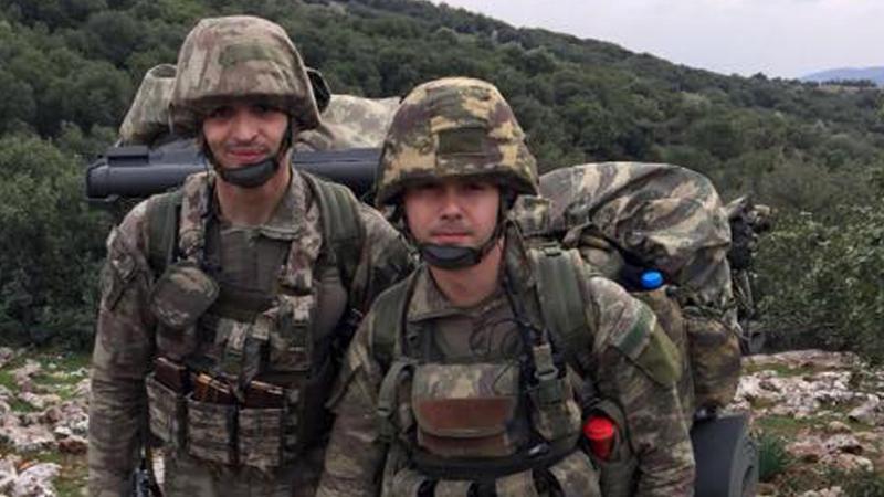 TSK Afrin'de Kude köyünü de temizledi