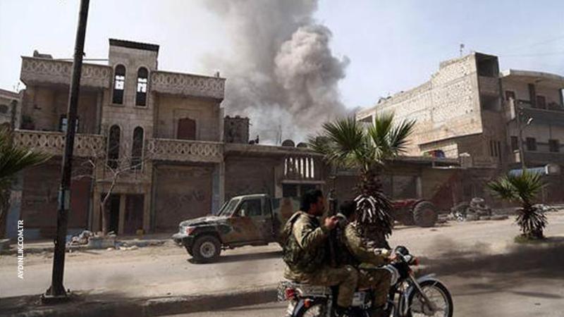 Afrin'de hain tuzak: Patlama sonucu 11 kişi hayatını kaybetti!