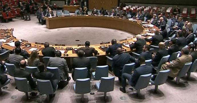 ABD'nin Suriye tasarısı Rusya'nın vetosuyla reddedildi