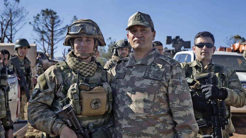 Terörle mücadelenin onurlu subayları