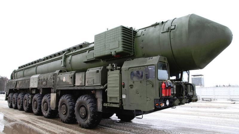 Trump'tan Rus balistik füzelerine inceleme talimatı
