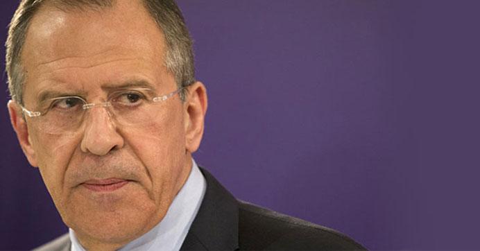 Lavrov: ABD'nin Suriye'deki eylemleri Türkiye'yi çıldırttı