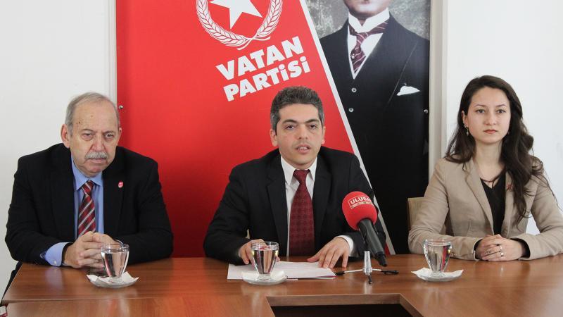 Yücel'den CHP ile HDP'nin 'Kürdistanlı' buluşmasına tepki