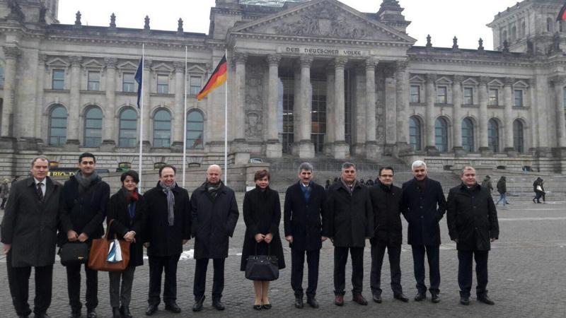 Türkiye-Almanya arasında yeni adım: Berlin'de terör zirvesi
