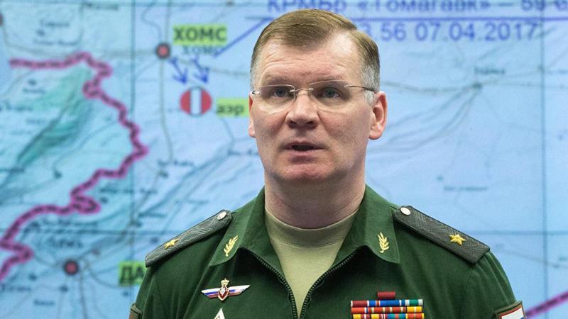 Rusya: IŞİD Suriye'de ABD kontrolündeki bölgede direniş gösteriyor
