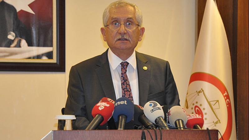 YSK Başkanı dondurulan seçmen kaydı sayısını açıkladı