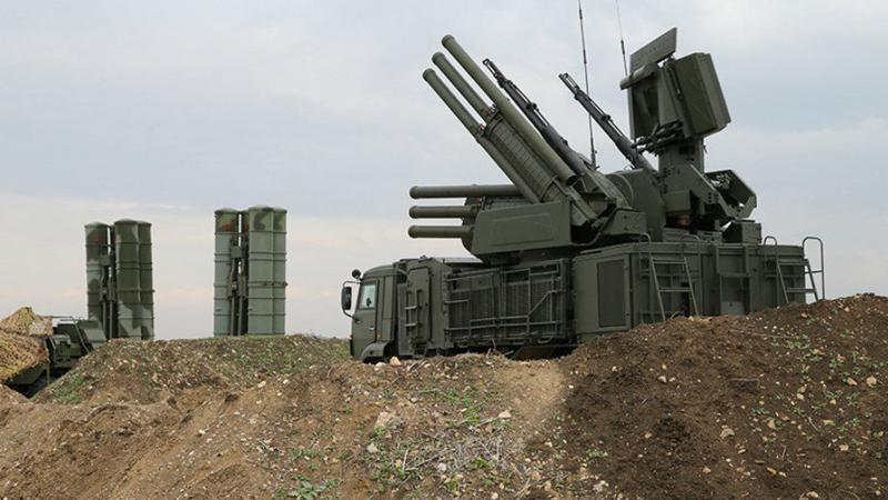 Rusya: Savunma sistemleri İsrail füzelerini imha etti