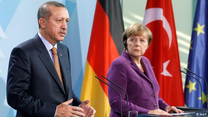 Berlin'den Türkiye'ye uyarı