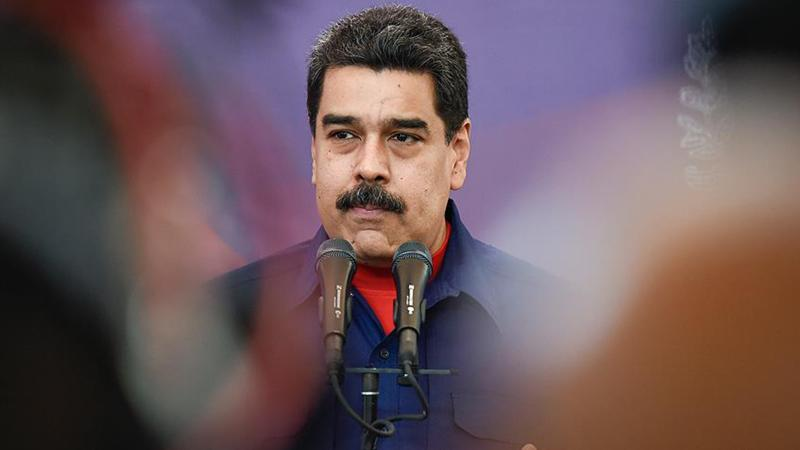 Venezuela Devlet Başkanı Maduro Çin'e gitti