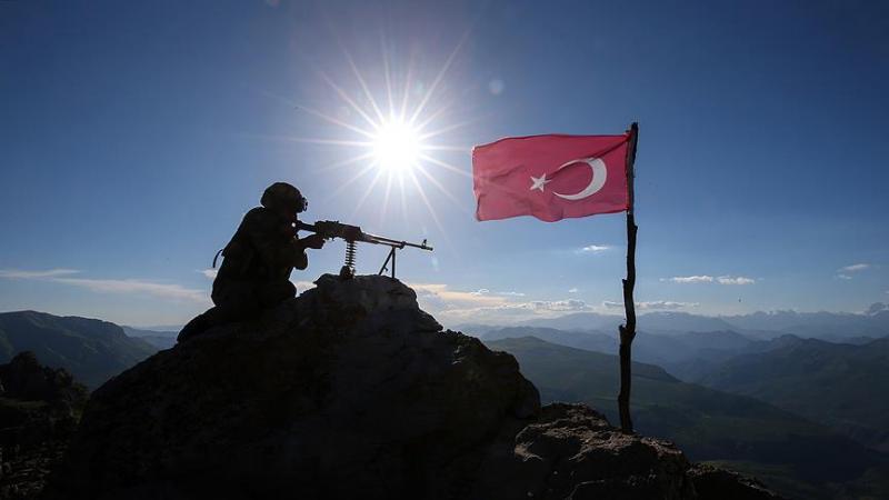 Cudi Dağı'nda 5 terörist etkisiz hale getirildi