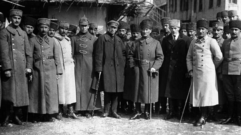 'Atatürk yalnız Türkleri değil, Türkiye ile Rusya'yı da birleştirdi'
