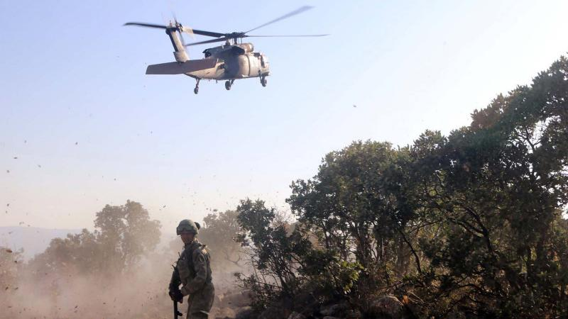 'Girilemez' denen Herekol Dağı teröristlerden temizledi