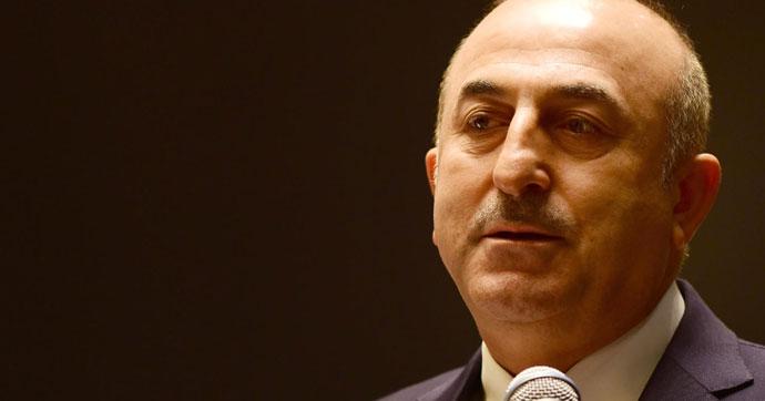 Çavuşoğlu'ndan Patriot ve güvenli bölge açıklaması
