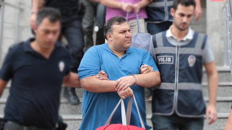 Balyoz kumpası hakimi Peksak'a FETÖ'den 12 yıl hapis