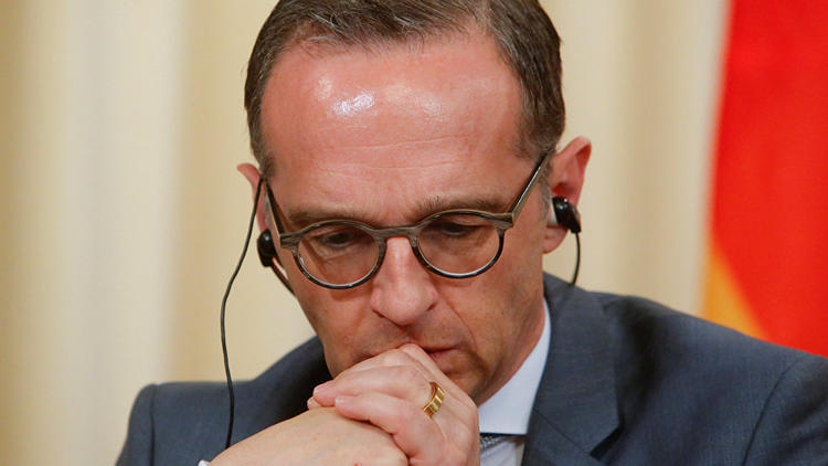 Almanya Dışişleri Bakanı'ndan ABD'ye yönelik çok sert açıklama