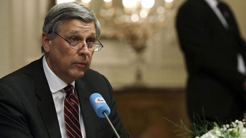 ABD'nin Ankara Maslahatgüzarı'ndan büyükelçi ve YPG açıklaması