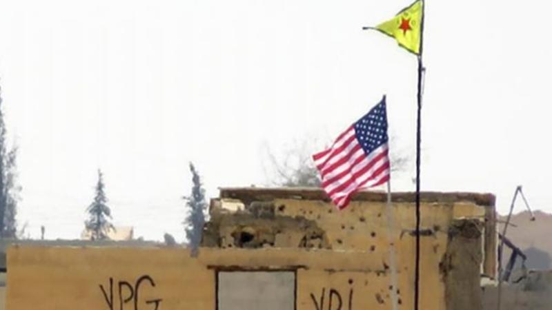 PYD elebaşından 'ordu' itirafı: ABD buradayken bize bir şey yapamazlar