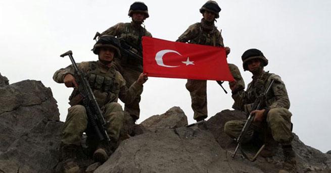 TSK duyurdu: 54 terörist öldürüldü!