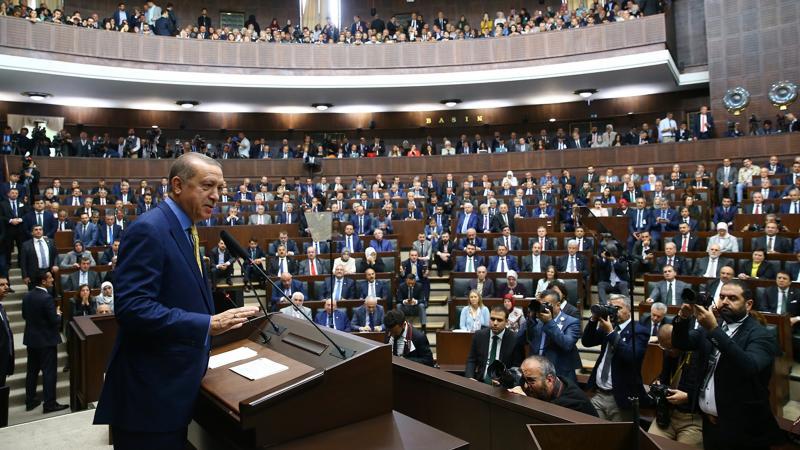 AKP'nin Grup Başkanı ve Başkanvekili belli oldu