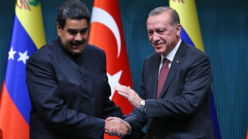 Ankara: Maduro'nun yanındayız!